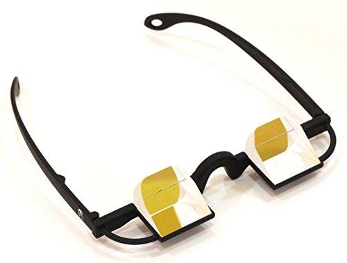 Lepirate Sicherungsbrille 2 neues Model der berühmter Kletterbrille Black