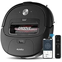 Eureka Groove Robot Self-Charging Vacuum Cleaner