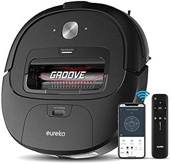 Eureka Groove Robot Self-Charging Vacuum Cleaner