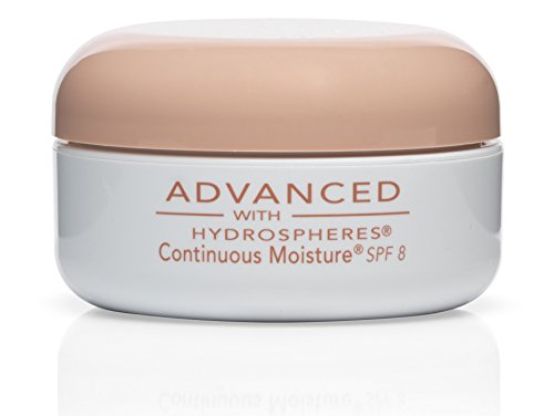 Principal Secret Advanced Continuous Moisture Cream with Vitamins A, C, & E - 2 oz Time-Release Moisturizer, Vitamins A, C, E, Antioxidants, Hyaluronic Acid