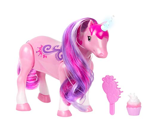 Sparkles My Dancing Unicorn is one of the top electronic pets for kids