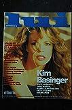 LUI 058 1992 SEPTEMBRE COVER KIM BASINGER MICHEL SALOMON DOUBLURES STARS INTEGRAL NUDES BLAKE FISHER WOLINSKI