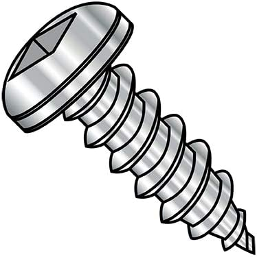 Chicago Mall Washington Mall 10-12X1 1 2 Square Pan Self Threaded Tapping Fully Type Screw A