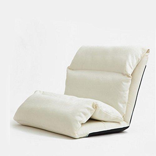 Fu Man Li Trading Company Canapé créatif crépusculaire Canapé-lit épais Canapé-lit simple Chaise sandwich A+ ( Couleur : Beige )