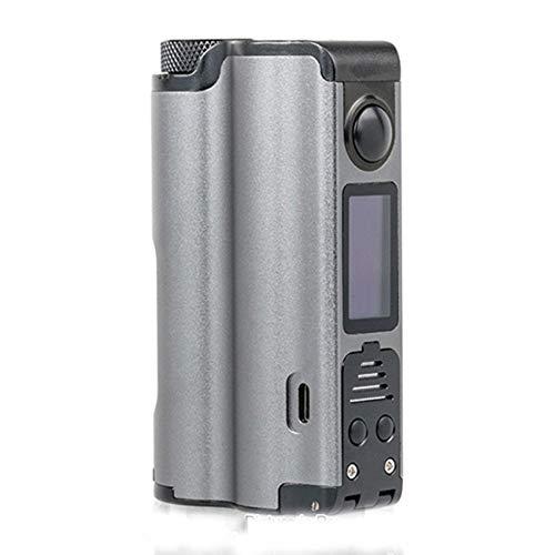Dovpo Topside 18650/21700 90 W Temperaturregelung Squonk Mod ohne Nikotin (Gun Metal)
