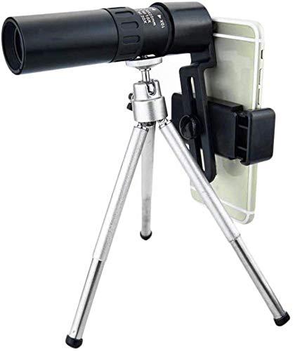 Zoom de Lente súper telefoto Profesional 4K 10-300x40 mm co