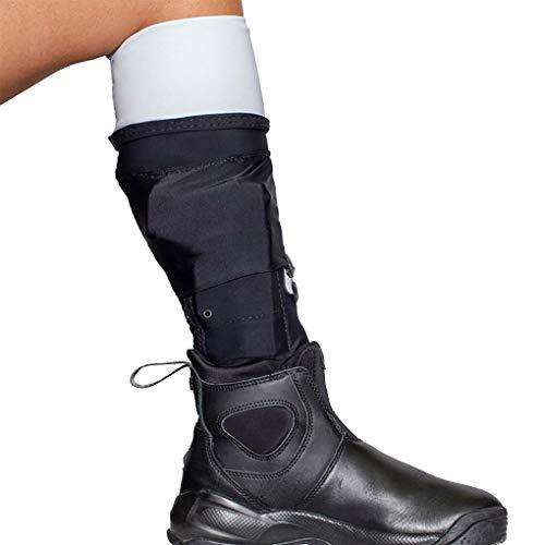 Best Bargain Cheata Tactical Gun Sox Black Leg Holstering System, Original Ankle, X-Large