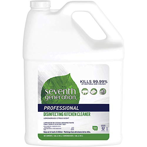 $22 off Seventh Generation disinfecting cleaner
