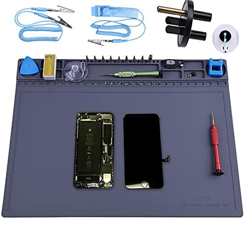 Anti Static Mat for PC Building, Computer Electronics Repair, IUZIT...