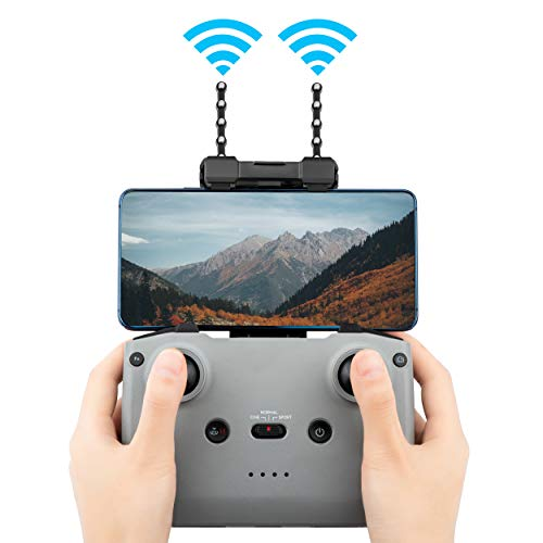 TOMAT Mini 2 Range Extender, Yagi-UDA Remote Controller Antenna Signal Booster for DJI Mini 2/Mavic Air 2 Drone Accessories(5.8Ghz)