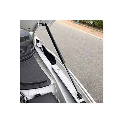 LFOTPP Motorhauben Gasfeder für Kona/Kona Elektro/Kona Hybrid, Schwarze Gasdruckfeder Motorhaube, 2 Stück