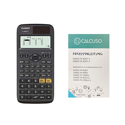 Casio FX-85GTX mit kostenloser Praxisanleitung und erweiterter Garantie