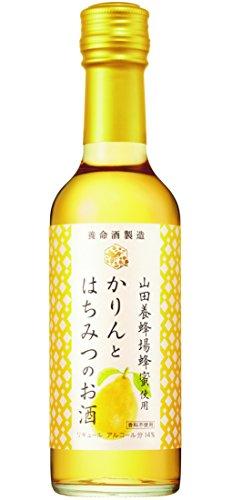 養命酒製造 かりんとはちみつのお酒 250ml [6487]