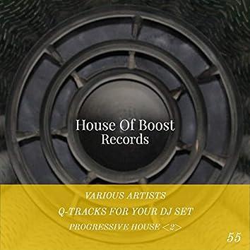 Q-Tracks For Your Dj Set Progressive  House 2
