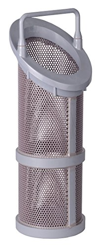 Hayward BS1100 1/16 PVC Simplex Basket f/Strainers 1' or Smaller; 1/16' Perforation