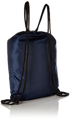 41kzQBVVM3L - Vans League Bench Bag Mochila Tipo Casual, 44 cm, 12 Liters, Negro (Black/White)