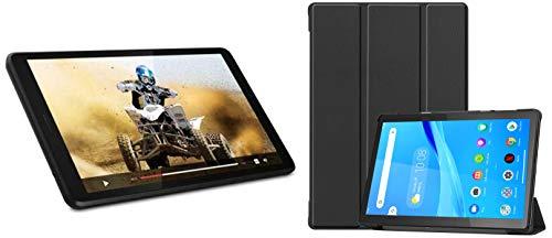 Lenovo Tab M8 2nd Gen Tablet (8-inch, 2GB, 32GB, Wi-Fi + LTE + Calling), Iron Grey + Cover, 200g