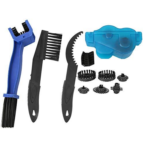 JEO Kit de herramientas de limpieza universal para todo tipo de limpieza de bicicletas