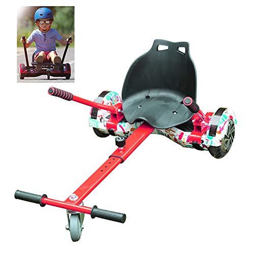 Asiento Hoverboard Hoverkart Silla De Scooter Self Balance Para Todo Terreno Para...