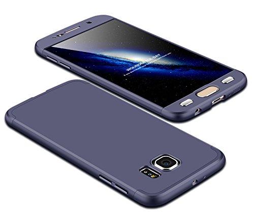 BCIT Samsung Galaxy S6 Funda Funda Samsung Galaxy S6 360 Grados Integral...