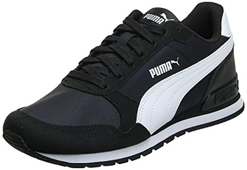 PUMA ST Runner v2 NL, Zapatillas Unisex Adulto, Negro Black White, 48.5 EU