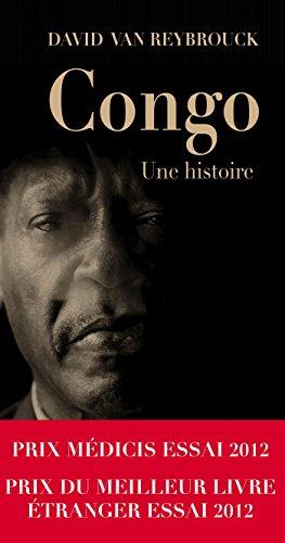 Kongo, en historie - Prix Médicis Essay 2012 (nederlandske bokstaver)