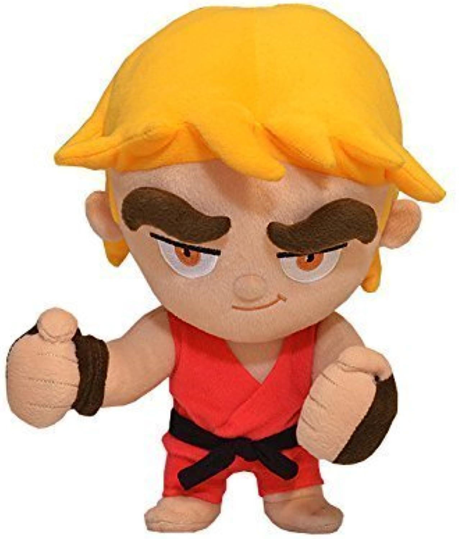 Street Fighter Plush Figure Ken 30 cm by Street Fighter