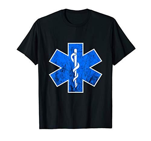 Sanitäter Helfer Rettungshelfer Ambulanz Rettungsdienst Sani T-Shirt