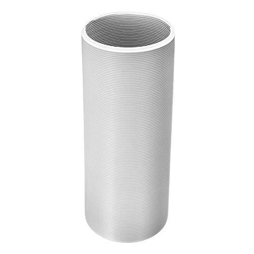ZOYOSI Tubo de alambre de acero de la manguera de escape del aire acondicionado de 13x300cm para los acondicionadores portátiles de 5 pulgadas de la manguera de ventilación