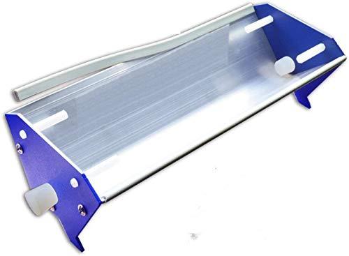 INTBUYING Scoop Coater Emulsion Scoop Coater Screen Printing Scoop Coater Aluminum 9.5 inches