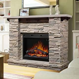 Dimplex Featherston Electric Fireplace Mantel Package - GDS26-1152LR