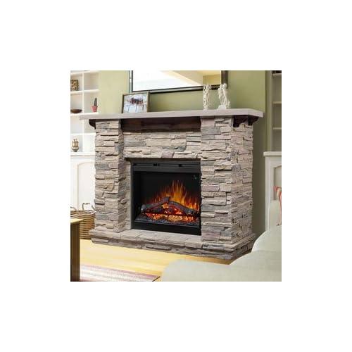 Stone Fireplace Mantels Amazon Com