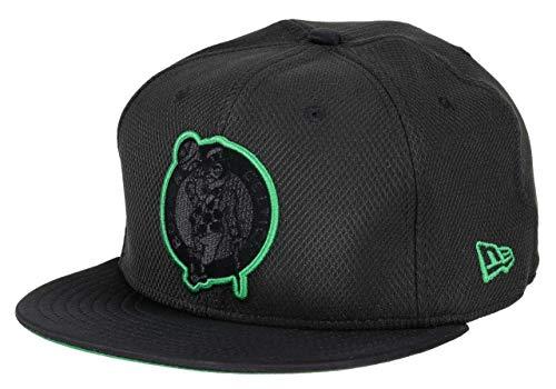 New Era Boston Celtics 59fifty Basecap NFL Diamond Prene Black - 7...