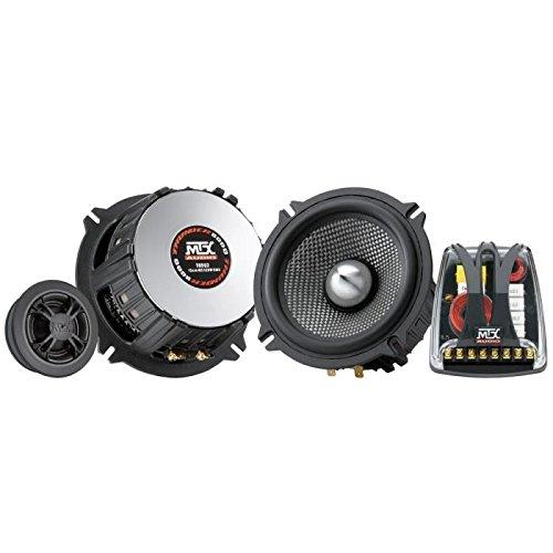 MTX MTXRTC402 - Pack de altavoces para coche