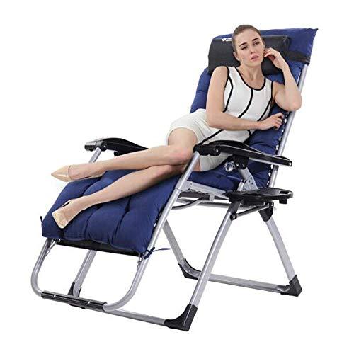 AI LI WEI Home Outdoor/Patio Loungestoel Gravity Cero Tuinstoel Outdoor schommelstoel Afdekking voor strandstoel Camping lichte campingstoel