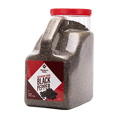 Member's Mark Restaurant Black Pepper by Tone's (5 lb.)