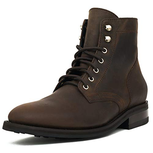 Thursday Boot Company Men's President Ankle Boot, Tobacco, Size 8.5