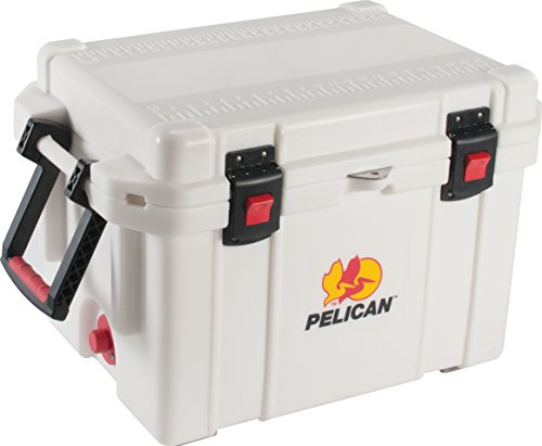 Pelican Elite 45 Quart Cooler (Light Blue)