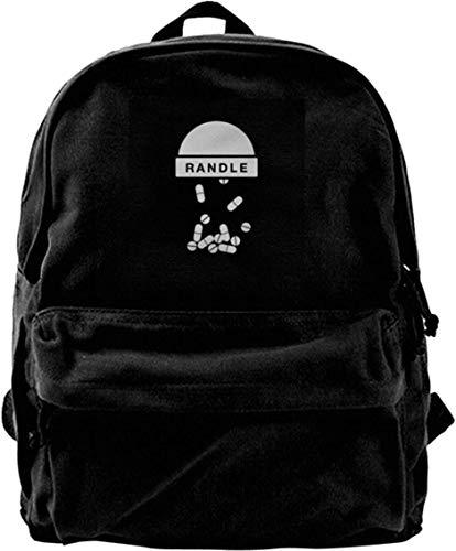 Canvas Backpack One Flew Over The Cuckoos Nest Minimal Rucksack Gym Hiking Laptop Shoulder Bag Daypack for Men Women