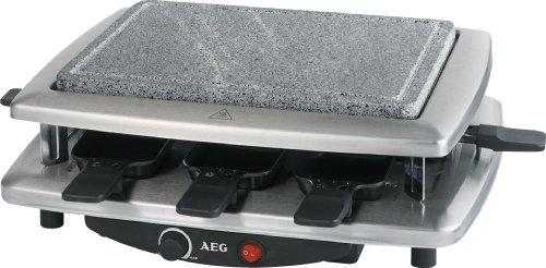 AEG RG 5546 Raclette mit heißem Stein