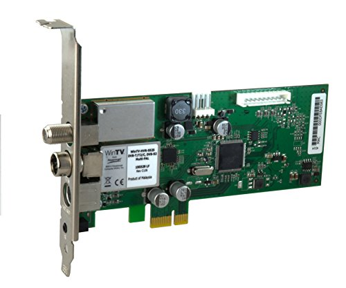 Hauppauge Carte TV HD WinTV HVR-5525 model 01432 Quatre mode d'utilisation