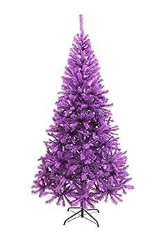 Best christmas tree purple Reviews