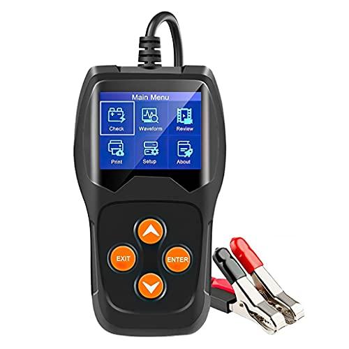 GAXLM Battery Tester 12V Analizzatore da 100 a 200 0CCA. Tester della Batteria dell automobile dell automobile Abbassaggio rapido Che Carica Il Tester del circolo