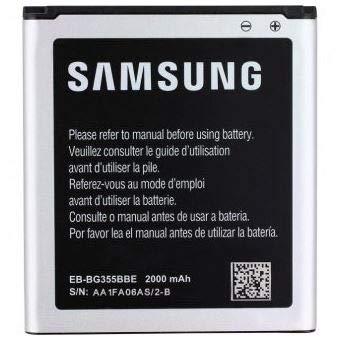 Bateria Original EB-BG355BBE, 2000 mAh para Samsung Galaxy Core 2