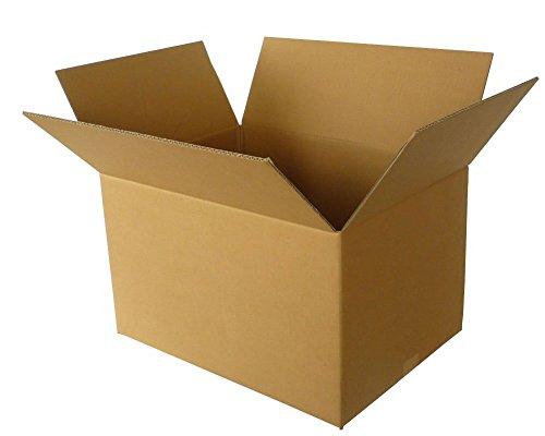 ボックスバンク ダンボール 引っ越し 段ボール箱 140サイズ 5枚セット【53×38×高さ33cm】 FD04-0005-a