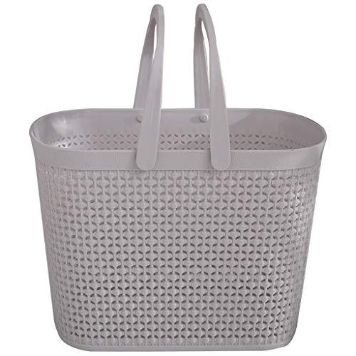 Vuil hamer Wasmand Badmand Draagbare Badkamer Vrouwelijke Toiletten Zachte Opslag Kleine Rotan Ventilatie Mini Draagbaar