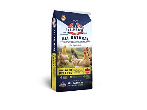 Kalmbach Feeds All Natural Layer Pellet, 50 Lb