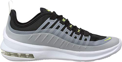Nike Herren AIR MAX AXIS (GS) Sneakers, Mehrfarbig (Black/Volt/Wolf Grey/Anthracite 001), 40 EU