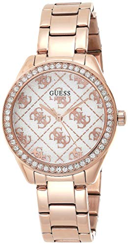 Reloj SEÑORA GUESS Acero Inoxidable Oro Rosa