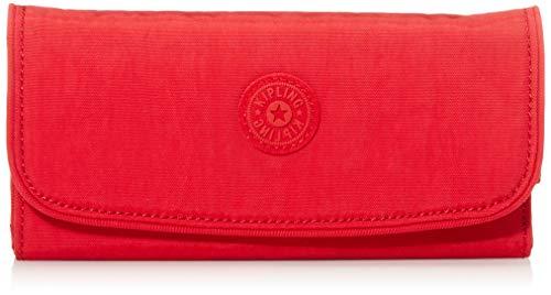 Kipling Women's Money Land, Red Rouge, One Size